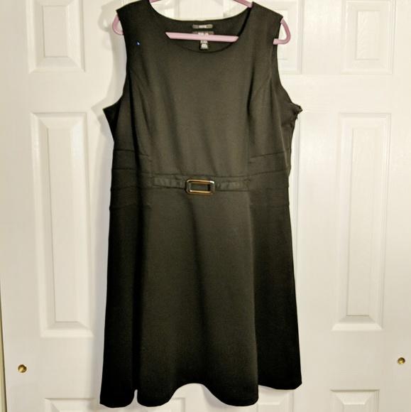 a03b5ac2 Style & Co Dresses | Style Co Plus Size Black Dress Size 18 | Poshmark